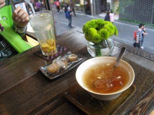 韓国のカフェ